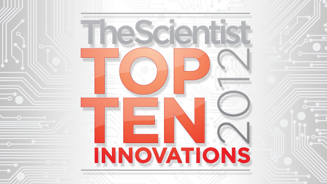 Top10 Innovation 2012 Logo