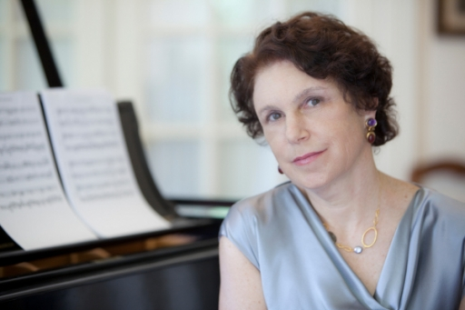 Classical music composer & pianist Sharon Ruchman