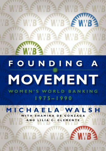 Founding A Movement by author Michaela Walsh