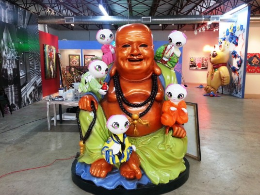 Happy Buddha - PrimeTime Amusments - small