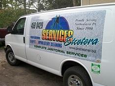 Services Etcetera service vehicle