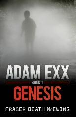 Adam Exx - Book 1 Genesis