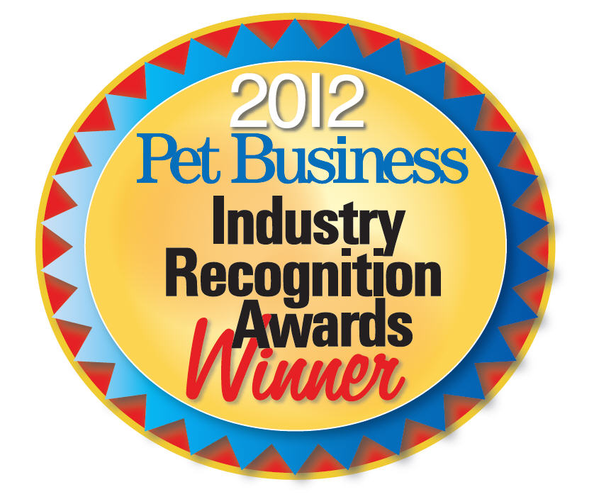 PetHub receives Pet Business Magazine's 2012 Annual Recognition Award