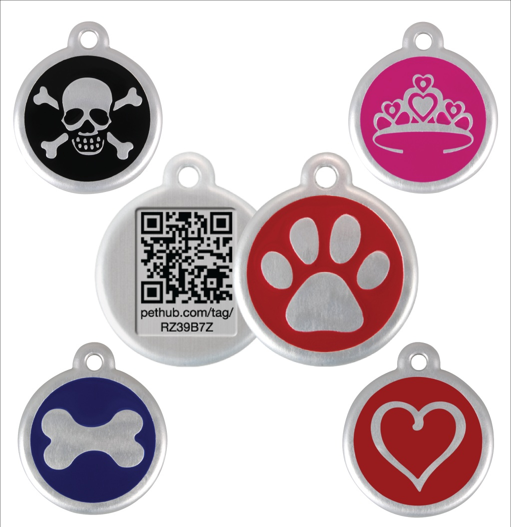 Red Dingo manufactures high-end pet ID tags utilizing PetHub technology