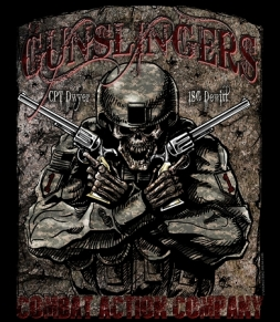1st Infantry Division Gunslinger