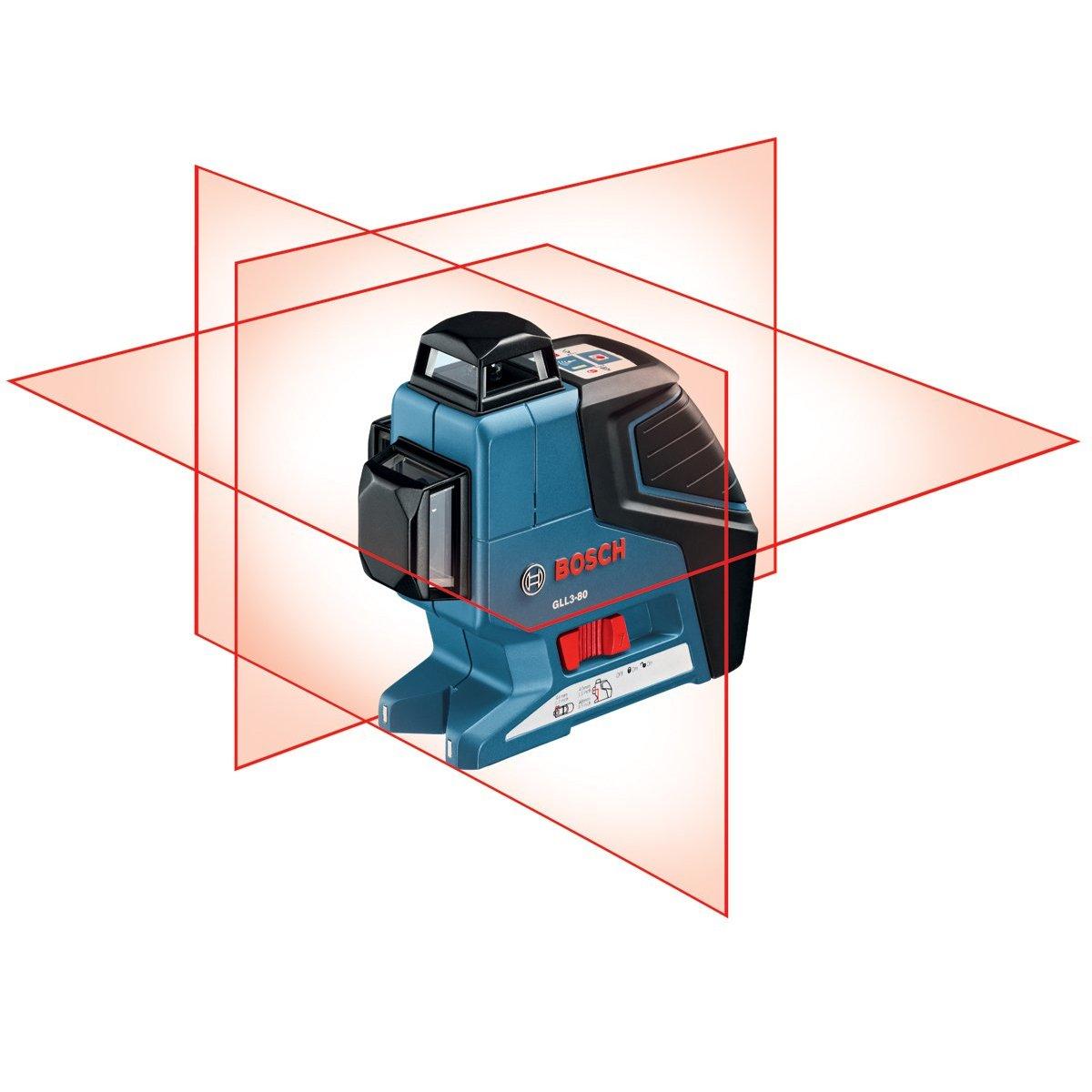 Bosch GLL3-80 P Professional Crossline Laser