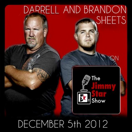 Darrell and Brandon Sheets from A&E's Storage Wars