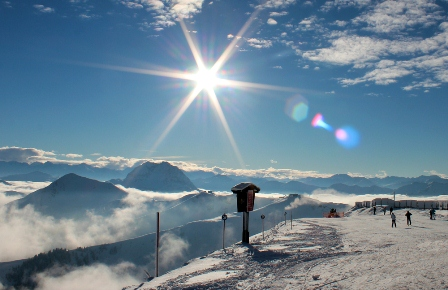 Kitzbuhel on 1st December 2012