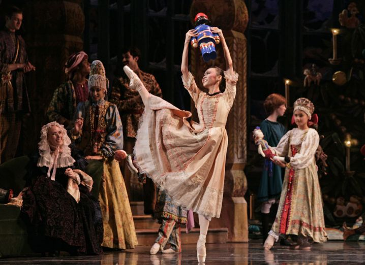 Atlanta Ballets Nutcracker Main