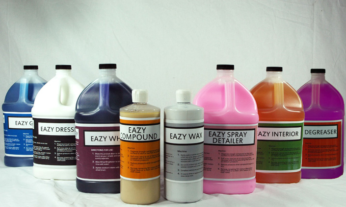 Simplify And Save With Eazy Detailer Car Detailing Chemicals