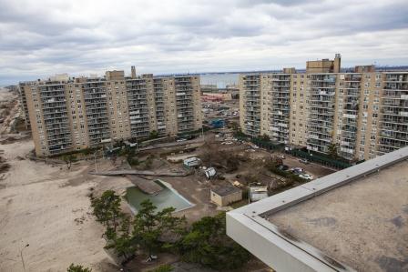 Superstorm Sandy Commercial Property Damage