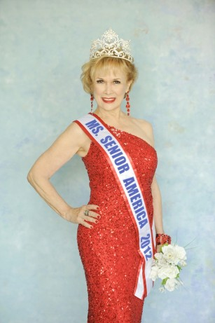 Ms Senior America 2012 Elisabeth Howard