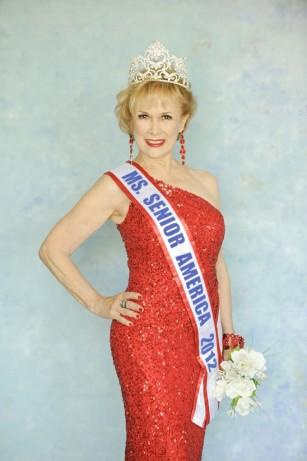 Ms Senior America 2012 Elisabeth Howard