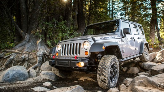 Barry Sanders SuperCenter proudly boasts this award-winning Jeep.