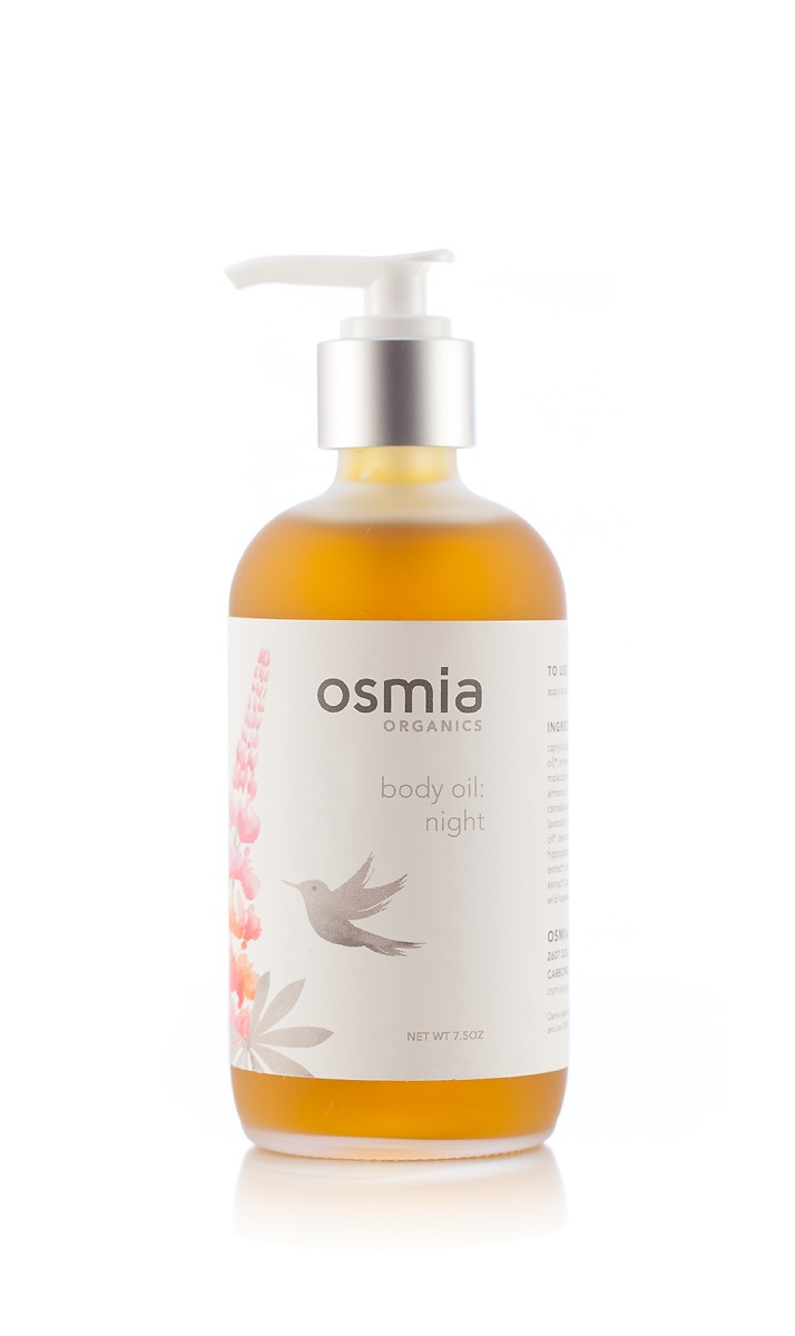 Natural Body Oil by Osmia Organics