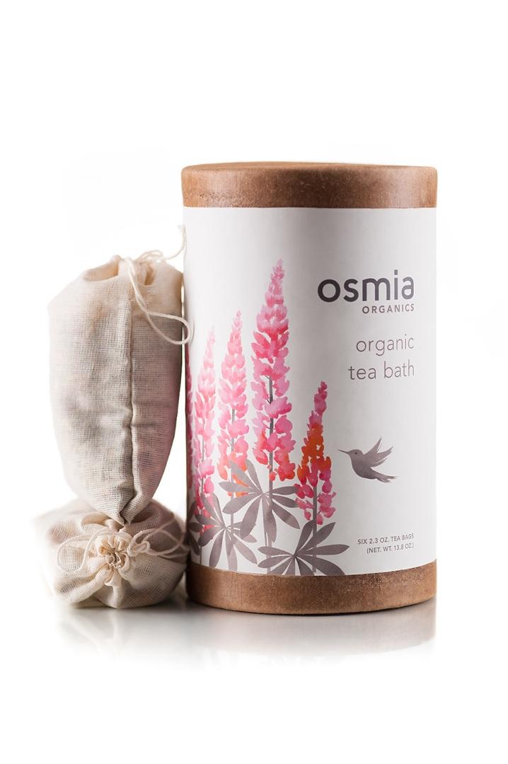 Natural Tea Bath by Osmia Organics