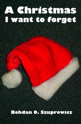 An empty Santa Claus  Cap