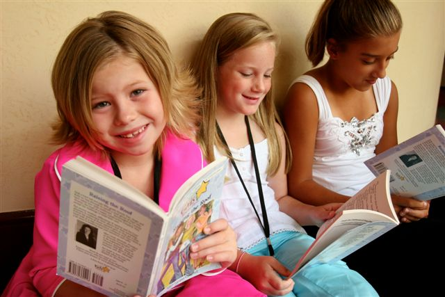 Books are the perfect holiday picks for young readers