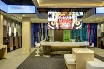 Shaw Communications Uses Christie MicroTiles at Sunridge Mall