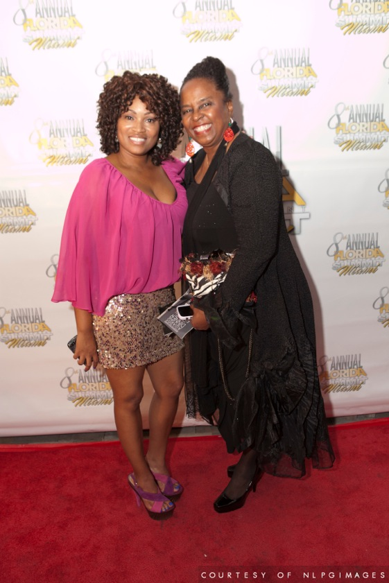 Publicist Elora Mason & Grammy Award Winner Betty .