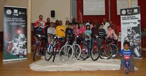 D'Brickashaw Ferguson Foundation & Mother Bethel Team Up For Mentoring Workshop