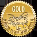 Readers Favorite Gold