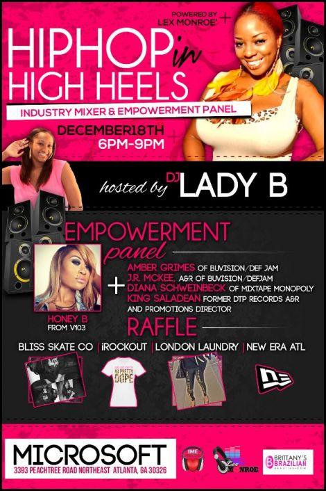 Hip Hop in High Heels Atlanta
