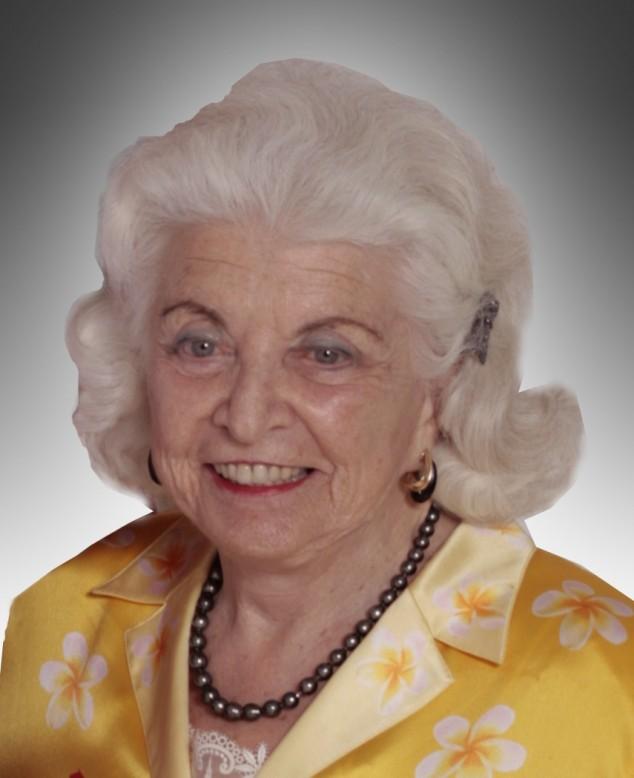 Grace G. Grissom, Founder, Mrs. Grissom's Salads