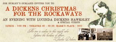 Dickens Rocks for The Rockaways...