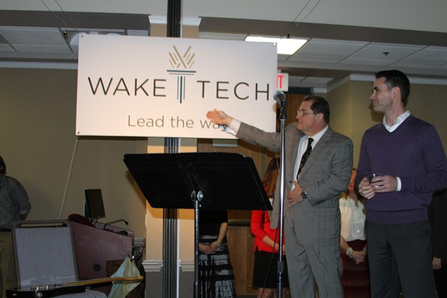 Wake Tech Launches New Brand