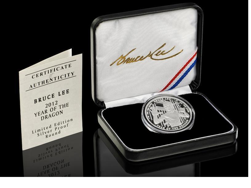 Bruce Lee Packaging