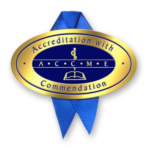 Voxmedia LLC awarded ACCME Accreditation with Commendation