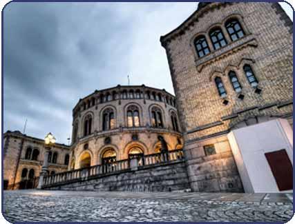 Venture into the Norwegian market