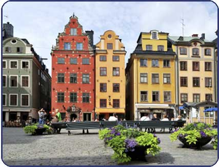 Streamline global fund transfers to and from Sweden