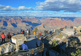 Mather Point, Grand Canyon South