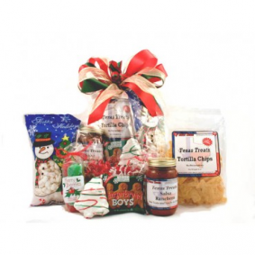Texas Christmas Gift Baskets