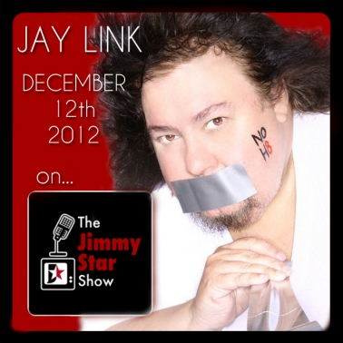 Twitterati Jay Link on The Jimmy Star Show