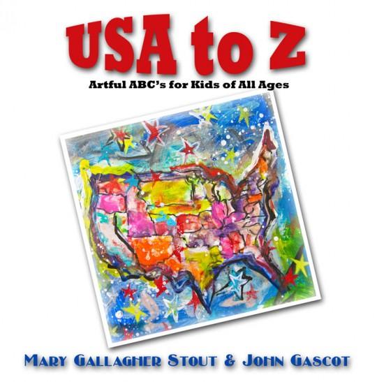 USA to Z by the Art Monkeys
