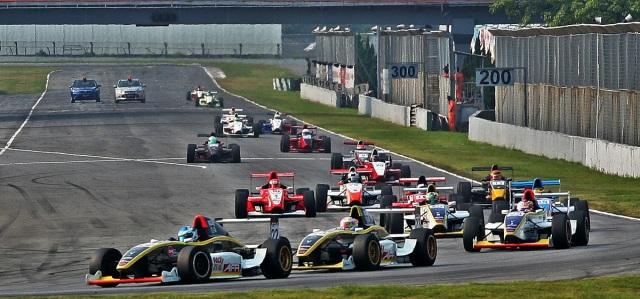 AFR R5 Race Start
