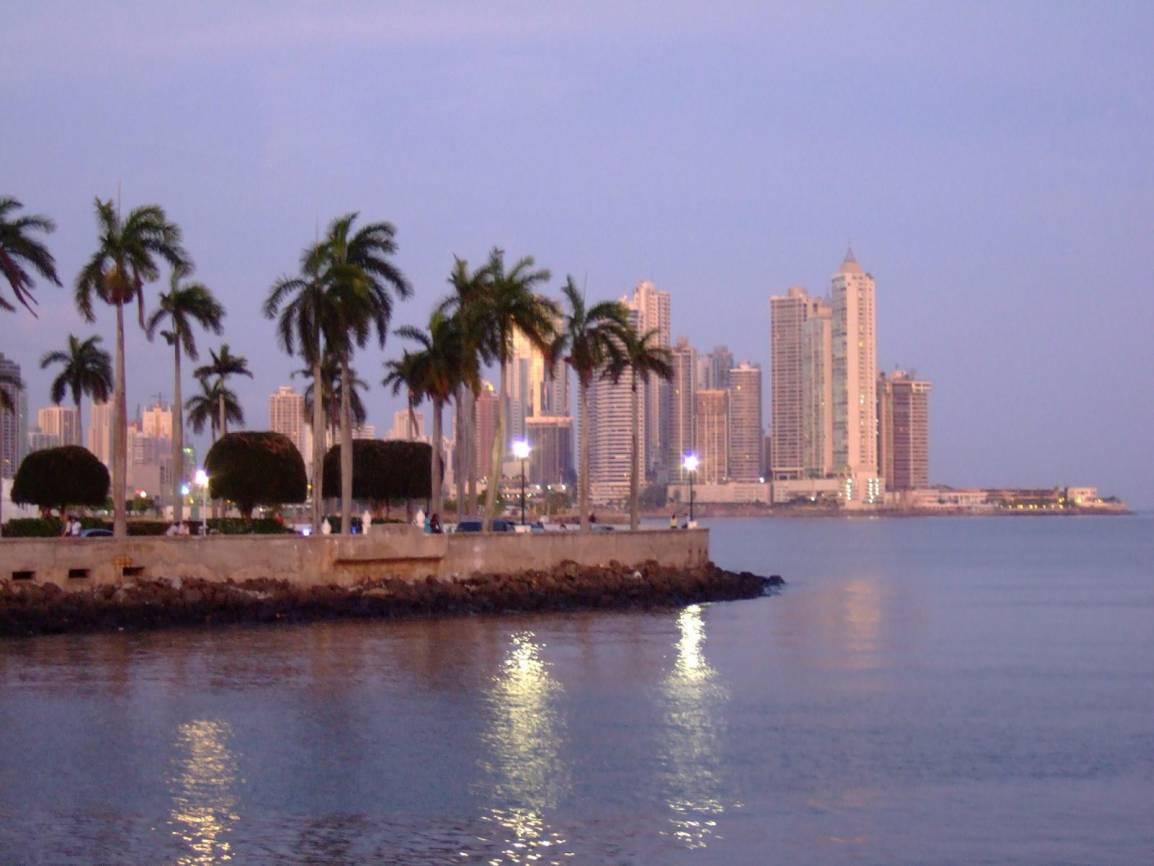 Panama Seascape