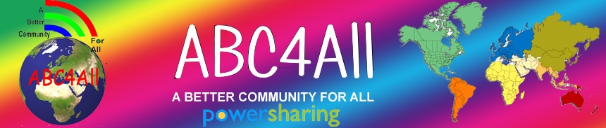 ABC4All Banner with PowerSharing.com Logo