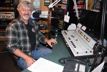 Louis Colaiannia Hosts Jazz and New Age/Ambient Music Sunday's 4 p.m. to 6 p.m.