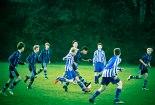 U14 boys football team