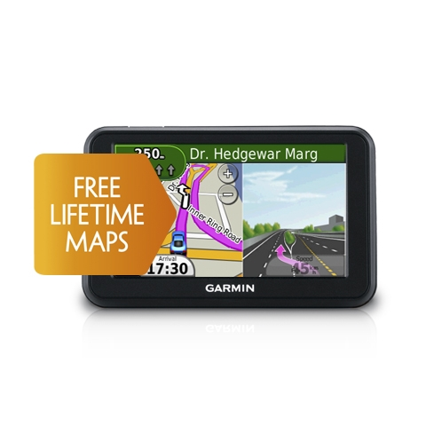 Garmin Nuvi 40LM GPS Navigator