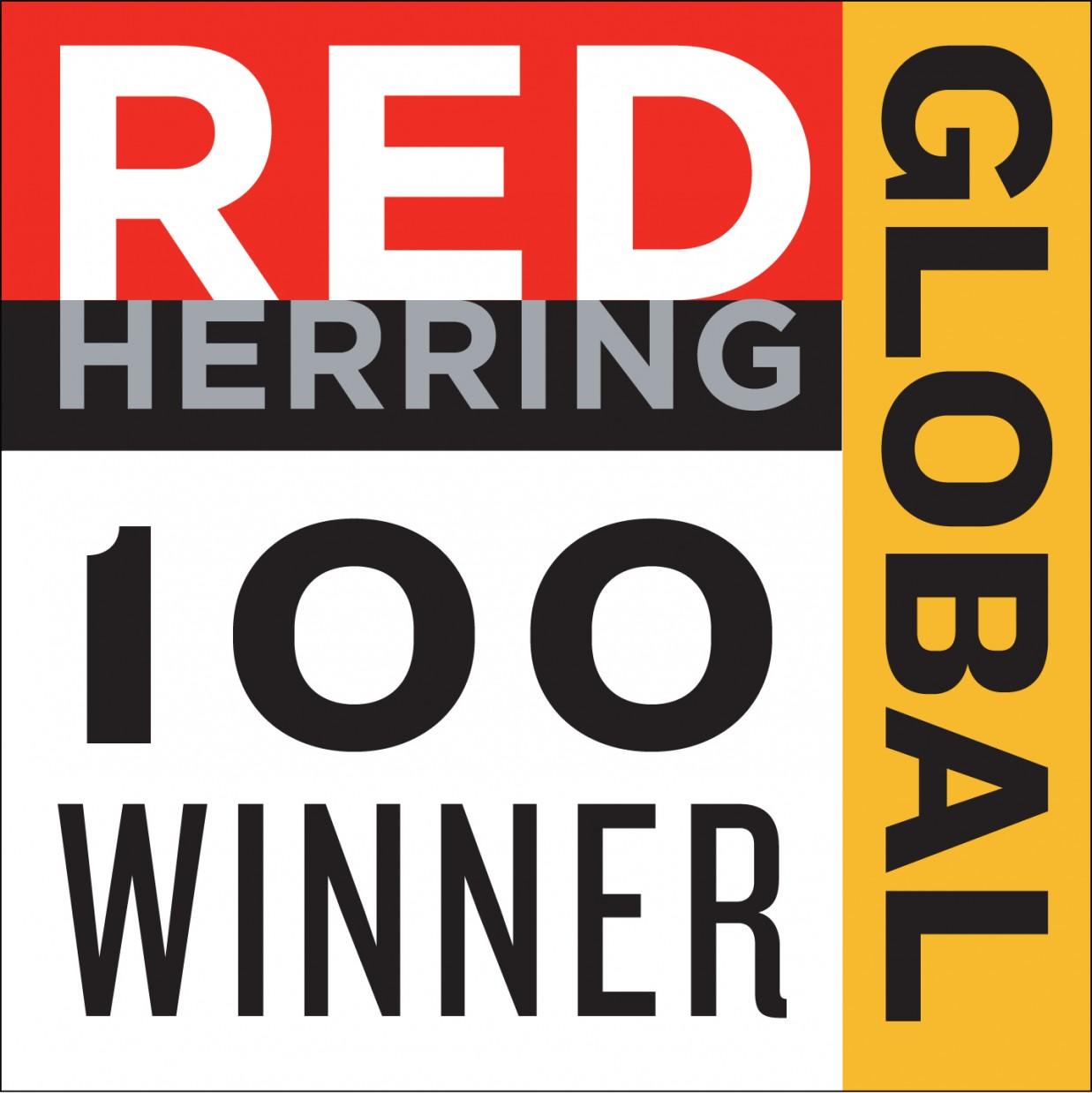 Red Herring Top 100 Global Winner