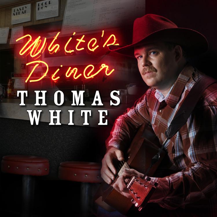 Cover White's Diner