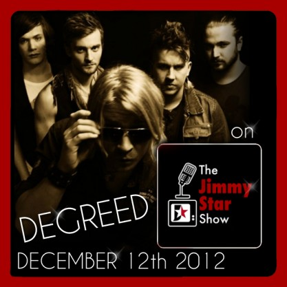 Degreed on the Jimmy Star Show
