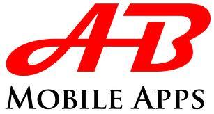 AB Mobile Apps Logo