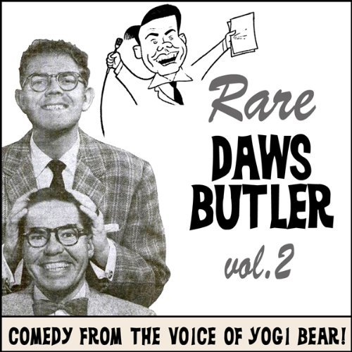 More Rare Daws Butler & Stan Freberg Released on Audible