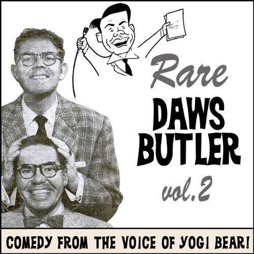 More Rare Daws Butler & Stan Freberg Released on Audible